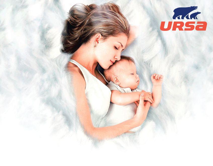 Утеплитель URSA
